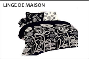 cote d 39 amour linge de maison et bazar. Black Bedroom Furniture Sets. Home Design Ideas
